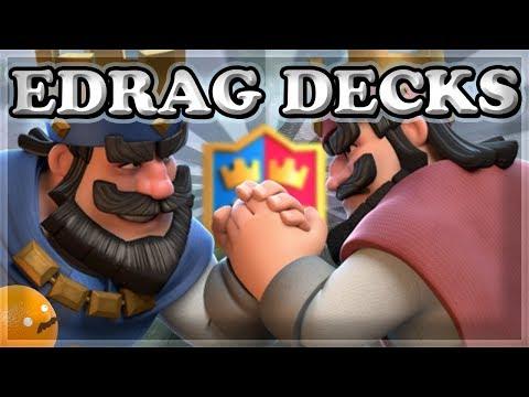 ULTIMATE Decks for 2v2 Challenge   Clash Royale 🍊