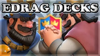 ULTIMATE Decks for 2v2 Challenge | Clash Royale 🍊