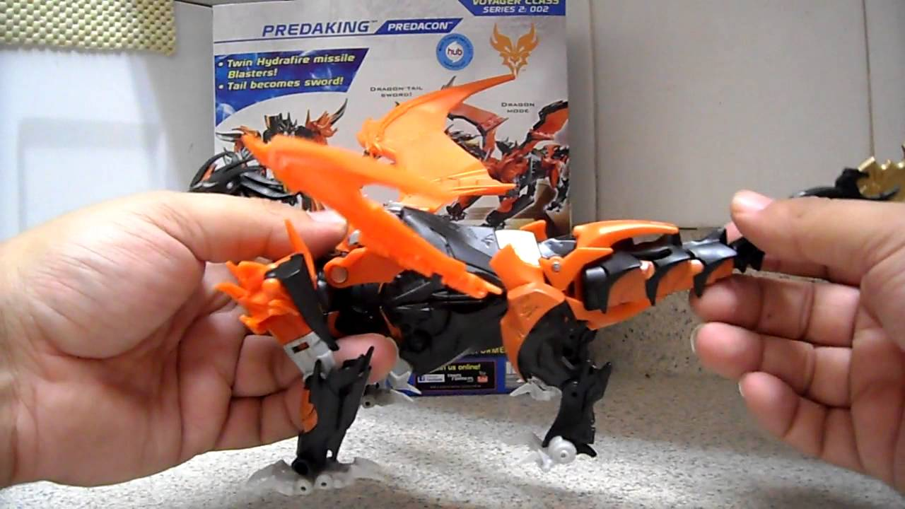 Transformers Prime Beast Hunters: Predacons Rising (TV ...