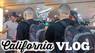 TWIN BROTHERS REUNITE IN CALIFORNIA - TRAVEL VLOG