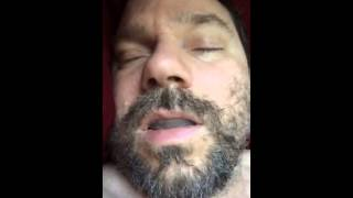 Funny Snoring Video With Anti-Snoring Mouthpiece