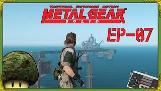 🔫 METAL GEAR SOLID V THE PHANTOM PAIN EP 07 🐎 UNE GROSSE MISSION ! [PC-FR-720P-60FPS]