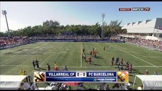 Villarreal U-12 vs Barcelona U-12 full match