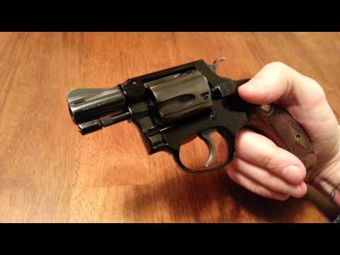 Smith & Wesson Model 37 Airweight No Dash