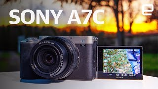 Sony A7C review: Smarter, smaller and clumsier