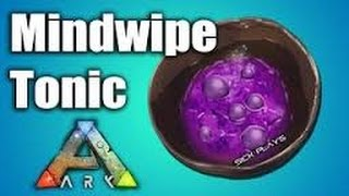 Ark XboxOne How To Make Mindwipe Tonic