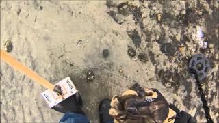 Improved PIRATE PRO Metal Detector in Salt Water