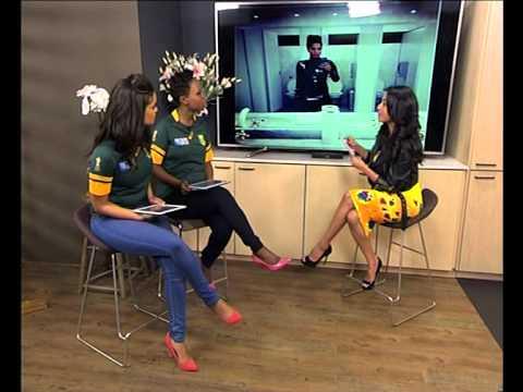 Zakeeya Patel Chats To Elana & Zoe
