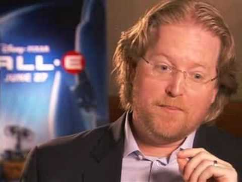 WALL-E : Behind The Scenes with Pixar's Animation Genius !