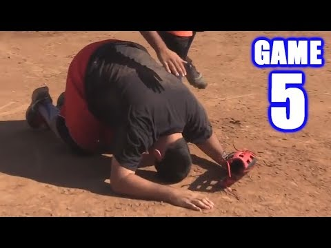 FIELD GOAL! | Offseason Softball League | Game 5