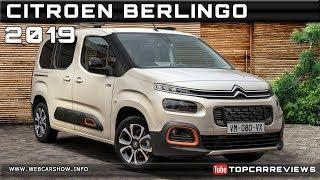 2019 CITROEN BERLINGO Review Rendered Price Specs Release Date