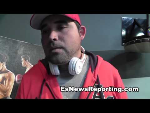 Angel Heredia talks Marquez vs. Bradley