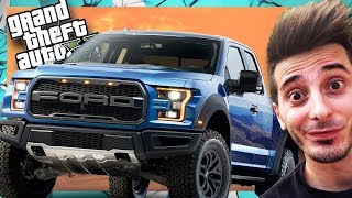 FORD RAPTOR, IL PICK UP INARRESTABILE!!
