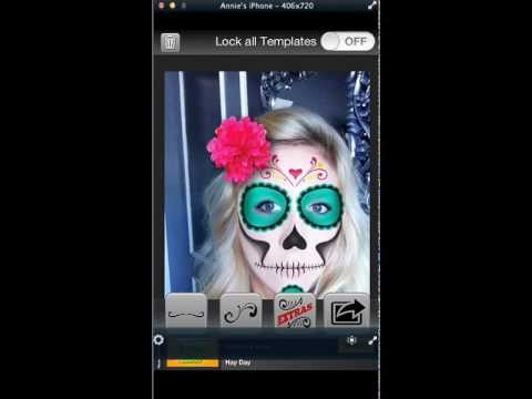 Day of the Dead Me App