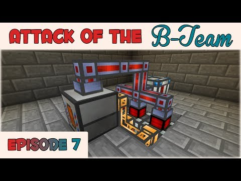 Minecraft: Attack of the B-Team Ep.7 - Mother of all Power!