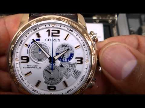 Citizen Eco-drive Chrono Time A-T Review