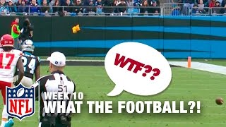 Worst Moments (Week 10) | WTF: What The Football?! | NFL Now