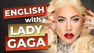 Learn English With Lady Gaga & Ariana Grande | RAIN ON ME