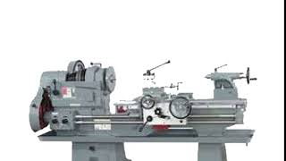 All geared lathe machine From Indian Trade Street