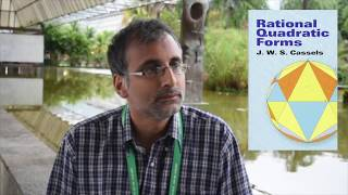ICM 2018: Akshay Venkatesh on his recent work