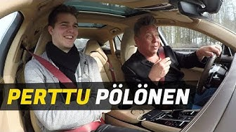 Ruotimo ratissa: Perttu Pölönen