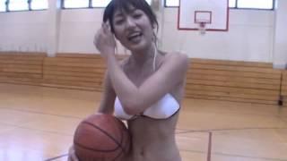 熊田曜子1 バスケ yoko kumada 熊田曜子 動画 30