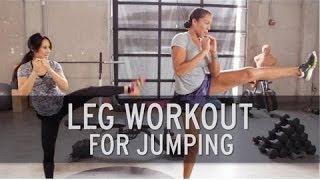 XHIT - Toned Legs Workout