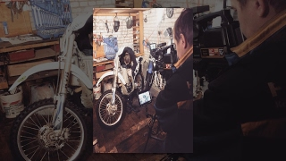 *DriveStyler* #02 Гри з голкою — налаштування карбюратора Yamaha YZ 250 F