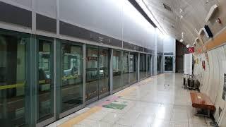 [철도] 서울교통공사 6호선 버티고개역 응암순환행 발차