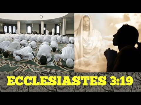 Why Praying To Jesus And Allah for Answers? - Evangelist Addai