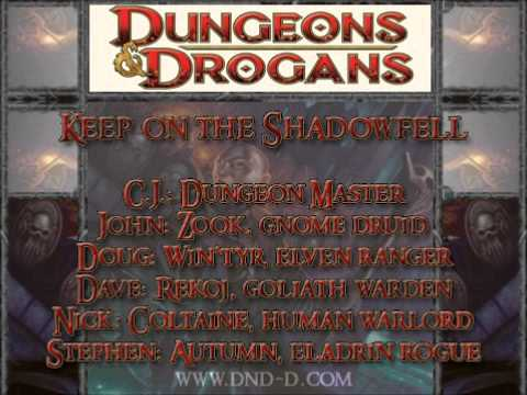 Dungeons & Drogans: Session XXXI - Part 1 Travel Video