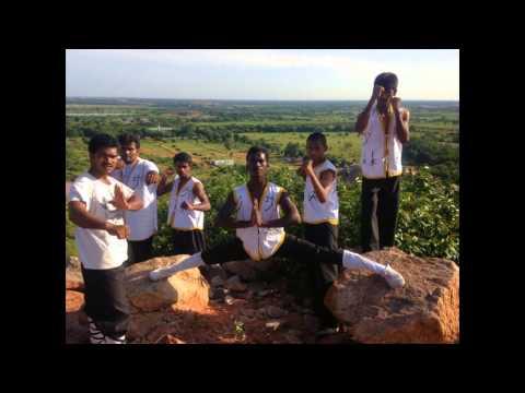 Kung-fu Nellore BLACK BELT Training India Wushu Warrior Monk Training @ Shifu Prabhakar Reddy