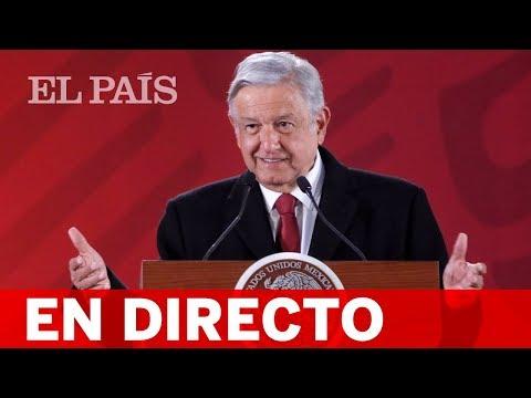 DIRECTO | Rueda de prensa de PEDRO SÁNCHEZ y LÓPEZ OBRADOR