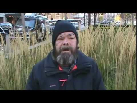 Dex Davison presents Living On The Edge:Homeless In Detroit 10-22-12