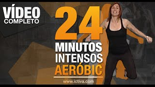 AEROBIC INTENSO - Ejercicios Para Reducir Celulitis