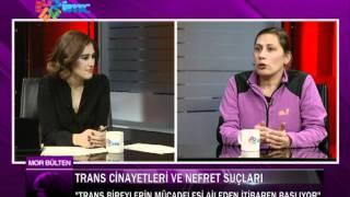 trans bireylere yönelik nefret suçları MOR BULTEN/ IMC TV