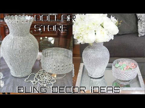 DIY DOLLAR STORE | QUICK EASY AND INEXPENSIVE | DIY HOME DECOR IDEAS 2018 | PETALISBLESS