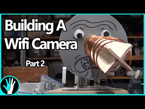 The Angriest Radio Telescope - Wifi Camera Part 2