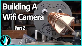 DIY Radio Telescope V2: Wifi Vision - Part 2