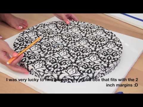 How to: DIY Retro Art WalL Canvas