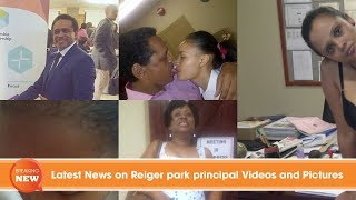 Latest News on Reiger park principal Videos and Pictures