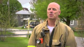 A Maine Firefighter supports Mike Michaud for Governor