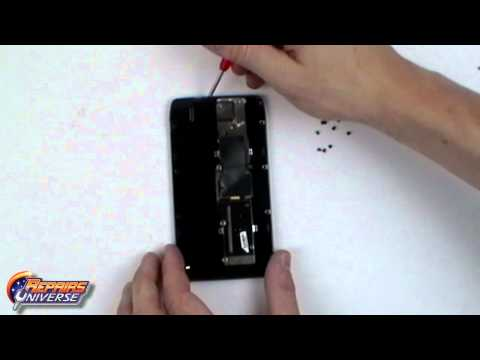 How to Fix Motorola Droid 4 Screen