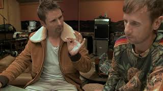 Muse - Working on the XX RemiXX of Megalomania