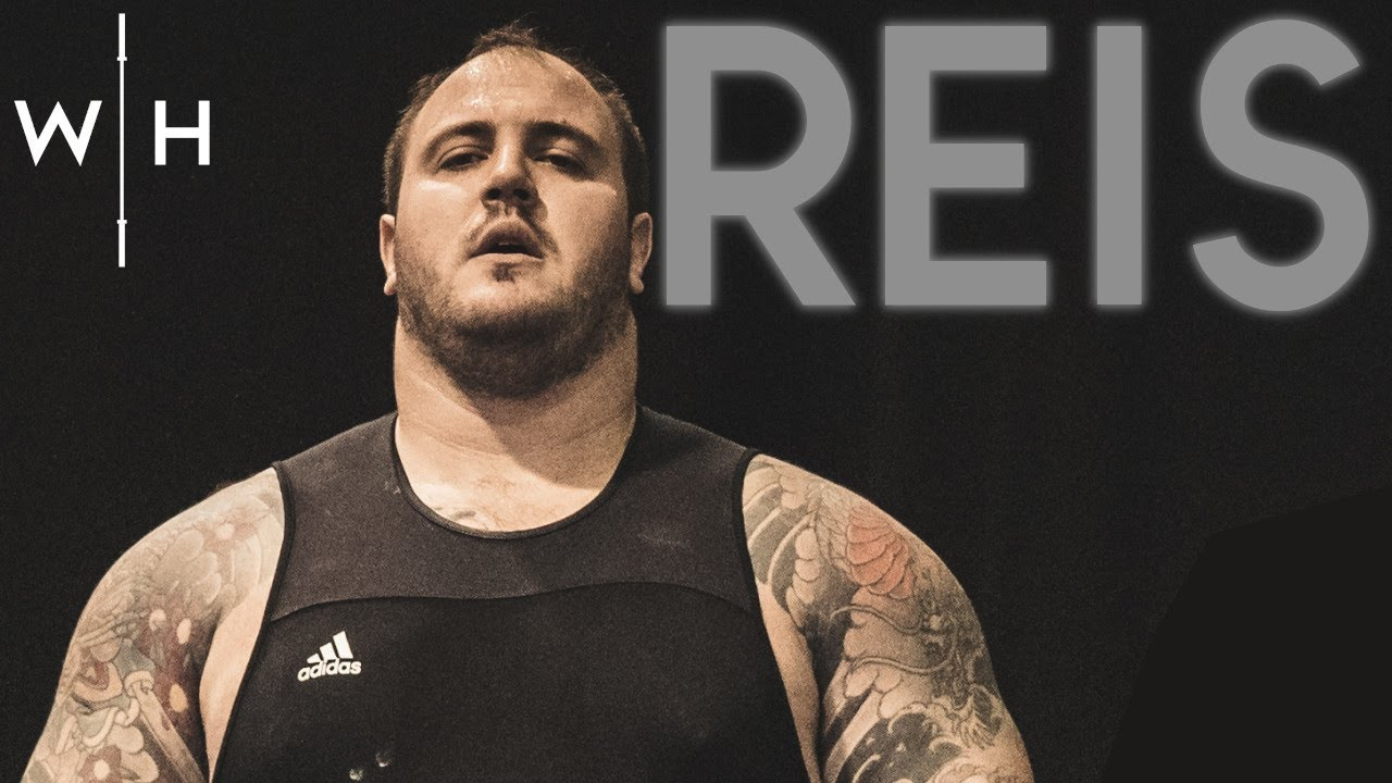 The Fernando Reis Interview | Strongest Weightlifter in Pan America