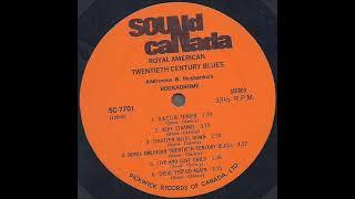 "Rockadrome ""Royal American 20th Century Blues"" 1969 *Very Strange*"