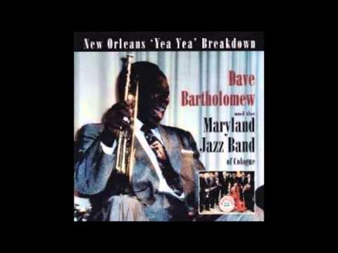 Dave Bartholomew & The Maryland Jazz Band Cologne - Tenderly -  [Instr. 1995]