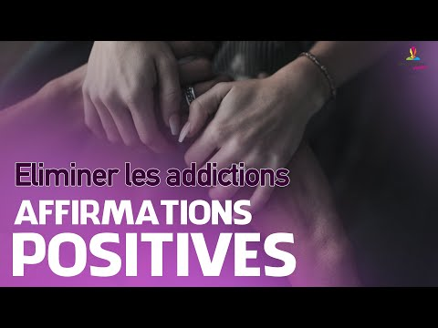 affirmations positives pour eliminer l'addiction motivation online