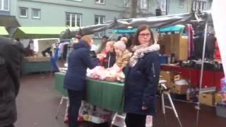 God Jul från marknaden på Dalarö Torg 2014