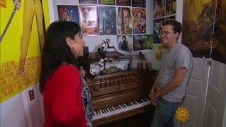 Full CBS News segment on Logic, his career and the impact of 1-800-273-8255